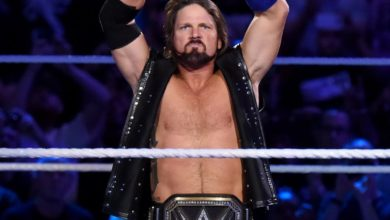 Who's A.J. Styles? Bio: Wife
