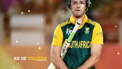AB De Villiers's Bio: Wife