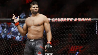 Alistair Overeem's Wiki-Bio: Wife