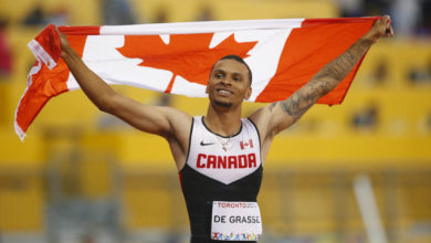 Who is Andre De Grasse? Wiki: Net Worth