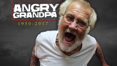 Angry Grandpa's Wiki: Died
