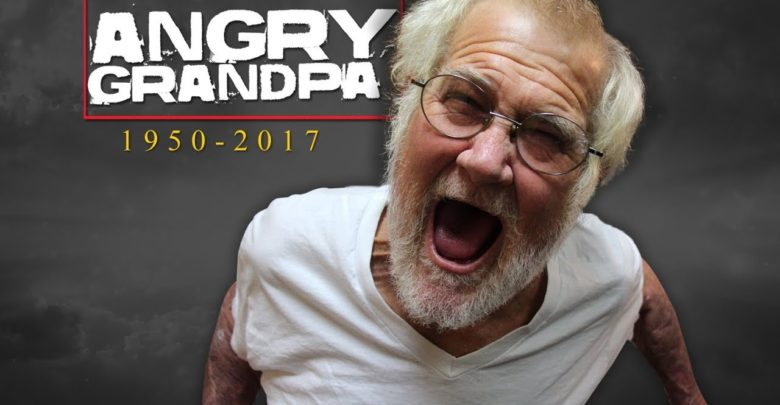 Angry Grandpa Wiki >> Angry Grandpa S Wiki Died Death Net Worth House Car Tattoo Family Son