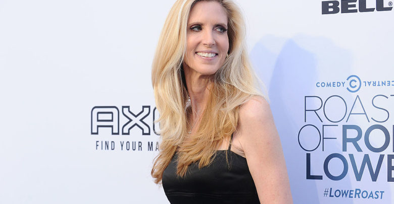 Ann Coulter's Bio-Wiki: Husband