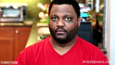 Aries Spears's Bio-Wiki: Net Worth