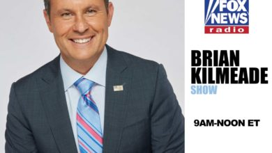 Who is Brian Kilmeade? Bio: Wife