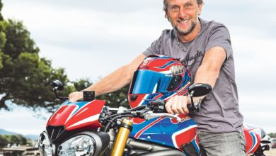 Carl Fogarty's Wiki-Bio: Married