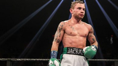 Carl Frampton's Bio: Net Worth