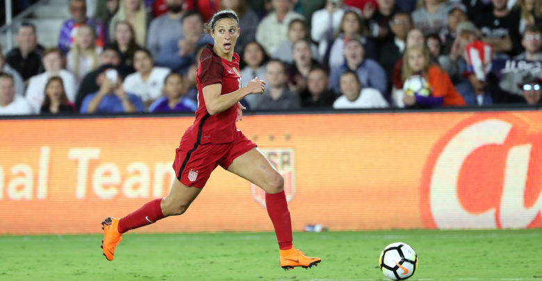 Who is Carli Lloyd? Wiki: Salary