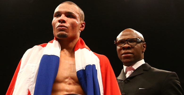 Who's Chris Eubank? Wiki: Net Worth