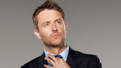 Who's Chris Hardwick? Wiki: Wife