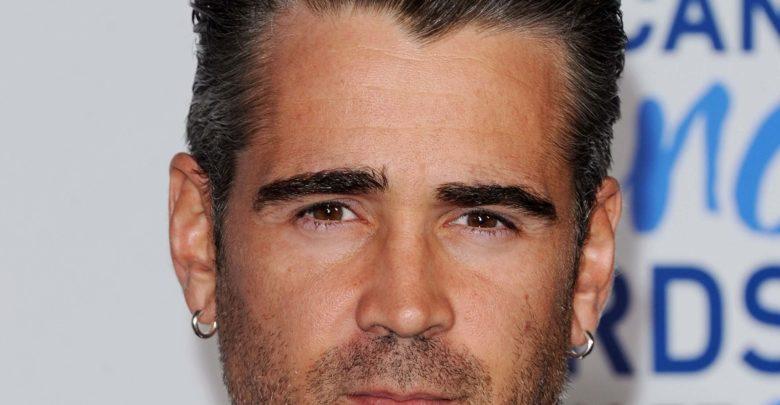 Colin Farrell's Bio: Son