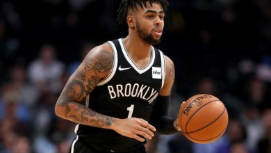 Who's D'Angelo Russell? Wiki: Tattoo