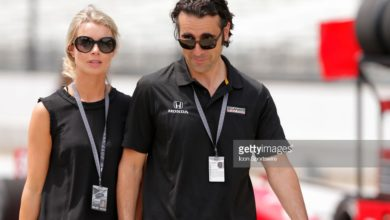 Dario Franchitti's Wiki: Wife