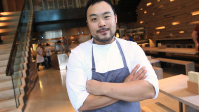 Who's David Chang? Bio: Son