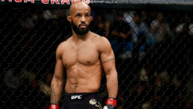 Demetrious Johnson's Bio: Wife