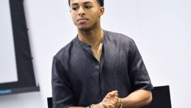 Who is Diggy Simmons? Wiki: Brother