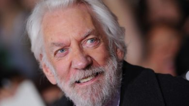 Who's Donald Sutherland? Wiki: Child