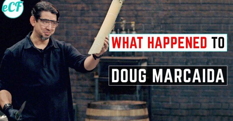 Doug Marcaida's Bio: Wife