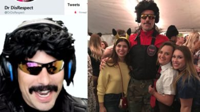 Who is Dr Disrespect? Bio: Wife