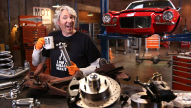 Who's Edd China? Bio: Wife