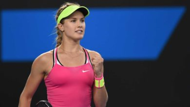 Who's Eugenie Bouchard? Bio: Net Worth