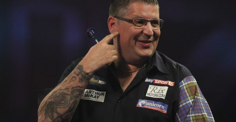 Who's Gary Anderson? Wiki: Son