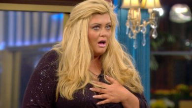 Gemma Collins's Bio: Weight
