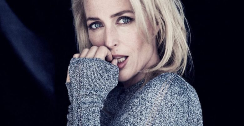Who is Gillian Anderson? Bio: Child