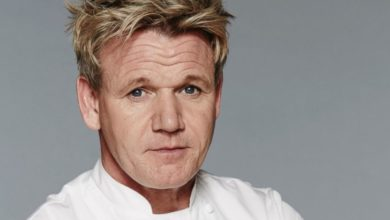 Who's Gordon Ramsay? Bio: Net Worth