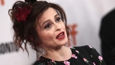 Helena Bonham Carter's Bio: Husband
