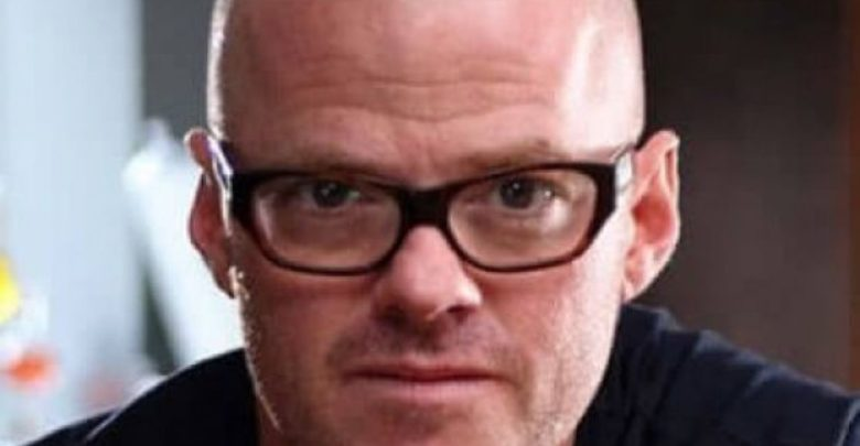 Heston Blumenthal's Bio: Home
