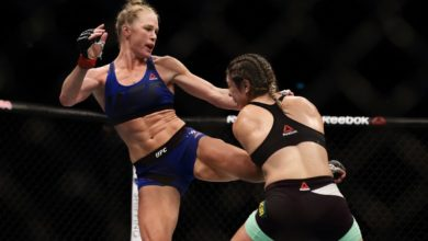 Who's Holly Holm? Bio: Net Worth