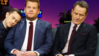 James Corden's Bio: Wife