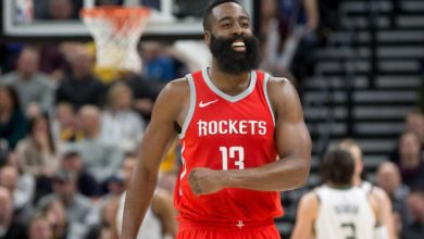 James Harden's Bio: Net Worth