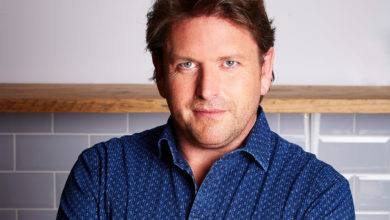 James Martin's Wiki-Bio: High School