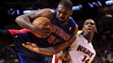 Jason Maxiell's Bio: Net Worth
