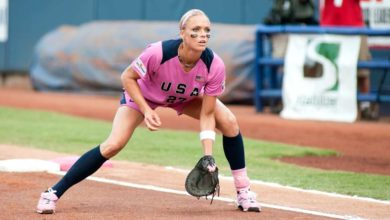 Jennie Finch's Bio-Wiki: Husband