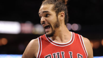 Who is Joakim Noah? Bio: Sister