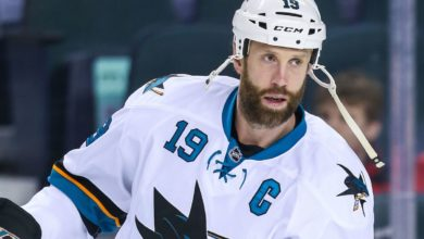 Who's Joe Thornton? Wiki: Wife