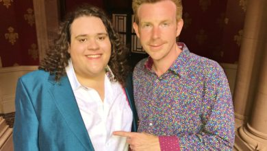 Jonathan Antoine's Bio: Weight