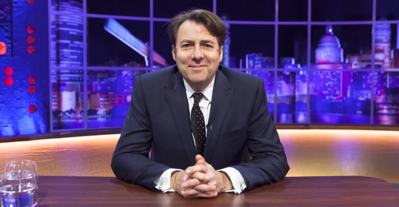 Who's Jonathan Ross? Wiki: Wife