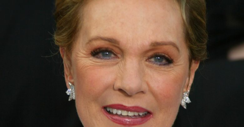 Who's Julie Andrews? Bio: Child