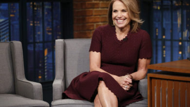 Katie Couric's Wiki: Husband
