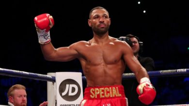 Kell Brook's Wiki: Net Worth