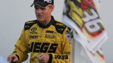 Kenny Wallace's Bio: Net Worth
