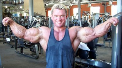 Lee Priest's Wiki: Tattoo