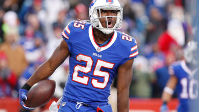 LeSean McCoy's Bio: Education