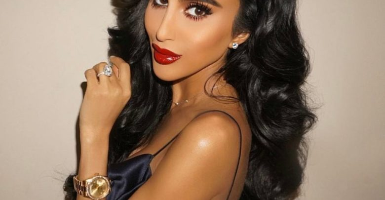 Who's Lilly Ghalichi? Wiki: Wedding