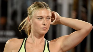 Maria Sharapova's Wiki-Bio: Net Worth