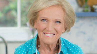Who is Mary Berry? Wiki: Husband